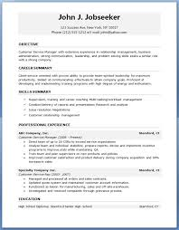 Resume Template Download Free Resumes Templates To Sample In Free