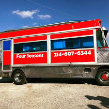 Four Seasons Food Truck - Home   Facebook Interview With Chef Gabriel Massip Of Capa At Four Seasons Orlando Nj Food Truck Faves Manninos Cannoli Express Jersey Bites Tour Hits Baltimore Charm City Cook Best Poutine On Youtube Atlanta Georgia Usa Mw Eats Our Food Catering Wedding Cporate And Special Event The Four Seasons Fs Taste Food Truck Hits Scottsdale Az Meals On Wheels Eater Denver Ding Dish Limited Gagement East Coast Gallery British Bonfire Kissimmee The Fstastetruck Will Be In Santa Bbara Until Oct 6 Serving Up