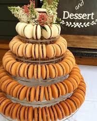 Photo Supplied For A Spectacular Alternative Thats Gluten Free Try Tower Of Macarons