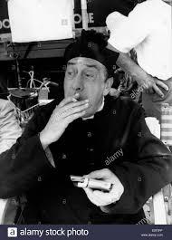Actor Fernandel In Film As Don Camillo