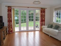 Pottery Barn Curtains Sheers by Decorating Front Door Curtain Panel French Door Sheers French