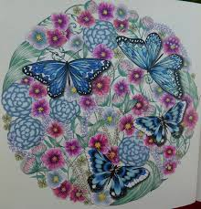 Butterfly Ball From Millie Marottaa Animal Kingdom Adult Coloring Books