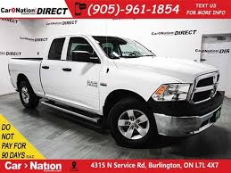 100 Trade Truck For Car Used 2017 RAM 1500 SXT BACK UP CAMERA 4X4 HEMI LOCAL TRADE For