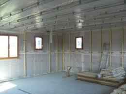 isolation thermique de construction bois pose des isolants