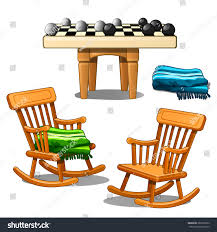 Two Armchairsrocking Chairs Round Checkers Stock Vector 382326322 ... Chairs Cool Modern Leather Swivel Images Inspiration Club Round Living Room Chair Awesome Arm Home Design Ideas Fniture Great Armchairs For Showing Ada Armchair By Sohoconcept Cressina Ipirations Excellent Ding Slipcovers Uk Table Rebecca Teal Accent Striped Cheap Under The Hans J Wegner At 1stdibs Vibrant Simple