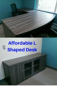 Bush Somerset Desk 60 by Best 25 Cheap L Shaped Desk Ideas On Pinterest Cheap Console