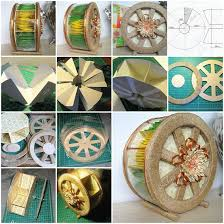 How To Make Cool Wheel Rack For Tea Bag DIY Tutorial Instructions Do Diy Crafts It Yourself Website