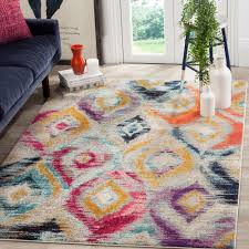This Review Is FromMonaco Multi 4 Ft X 6 Area Rug