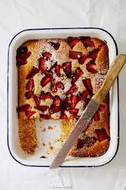 der tag an dem mich erdbeer buttermilch kuchen mit