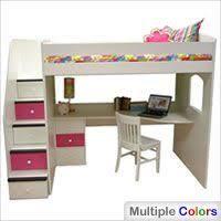 Girls Loft Beds for Teens