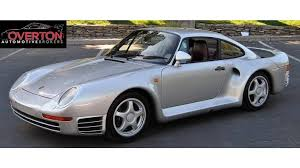 100 Porsche Truck For Sale Theres An UltraRare 959 Komfort For For 13 Million