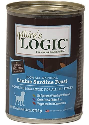 Nature's Logic Dog Food - Sardines