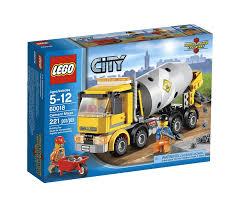 100 Cement Mixer Toy Truck LEGO City Town Play Set Walmartcom