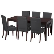 100 6 Chairs For Dining Room EKEDALEN HENRIKSDAL Table And Chairs IKEA