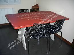 relooker une table de cuisine repeindre une table basse vernis relooker une table de cuisine