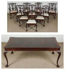 For Auction: Fine Henredon Dining Room Set (#306) On Jul 22, 2019 ... Henredon Table And Chairs Blog Capelle Chairside Underthamesky Pair Of Vintage Asian Style Accent Wmarbelized 1970s Burlcain Wood Ding Set 6 All Fniture Mid Century Princsantiquesnet Campaign Chifforobe Brass Pecan Storage Cabinet Chromcraft Game With Casters Dinette Sets Sold Out Henredon Chinoiserie Black Lacquer Cane Seat French Country Oak Etsy Louis Collection Chair H770328