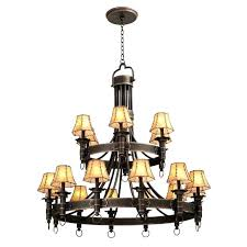 Rustic Outdoor Chandelier Style Chandeliers Medium Size Of Wood Lighting Glam Large