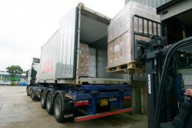 100 Biggest Truck Ever Ever English Fizz Shipment Sets Sail For US