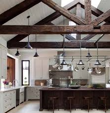100 Cieling Beams Appealing Vaulted Ceiling Beam Ideas Kitchen Decor Benefits