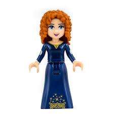 LEGO Disney Princess Brave Merida Minifigure Walmartcom
