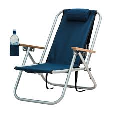 Telescope Beach Chairs With Cup Holder by Furniture Beach Chair Backpack Walmart Backpack Beach Chair