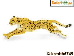 papo jaguar solid plastic zoo animal leopard cat
