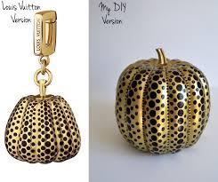 Yayoi Kusama Pumpkin Sculpture by Diy Louis Vuitton U0026 Yayoi Kusama Pumpkin