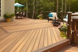 capped composite decking what it is and why you need it deck talk