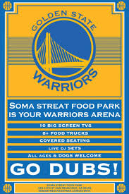 Warriors Watch Party In San Francisco At SOMA StrEat Food Park Free Food Truck Sunday Soma Streat Park San Francisco Passes New Rules For Food Trucks Government Spark Social Sf Truck Park In Mission Bay Placesiveeatencom Stagecoach Greens Soma Blog The First Permanent Pod Entrance To The Yelp Trucks And Carts You Cant Miss On Your Next Trip Sams Chowdermobile By Leo Gong Travel Otography Street Citizen Areas 20 Best Sfchroniclecom Third Space Building Boom Creating Vocabulary