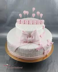 torte zur taufe mit schmetterlinge torte taufe taufe