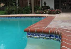 porcelain talavera tile in pools northern california