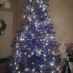 Our Dallas Cowboys Christmas Tree