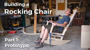 Building An Arts And Crafts Rocking Chair - Part 1: Prototype - YouTube Rocking Chairs Patio The Home Depot 35 Free Diy Adirondack Chair Plans Ideas For Relaxing In Your Backyard Wooden Toy Plans For The Joy Of Making Toys Print Ready Pdf Simple Kids Table And Set Her Tool Belt Woods We Use Gary Weeks Company 15 Pnic In All Shapes Sizes Classic Woodarchivist Karla Dubois Emerson Reviews Wayfair 18 How To Build An Easy Tables