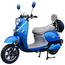 siege scooter pour bebe boom 800w 48v electric moped scooter 573n brushless motor blue