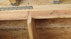 Deck Joist Hangers Nz by Top Stair Stringer Connection Tips Structural Home Building