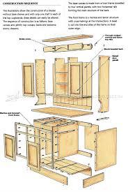 kitchen dresser woodworking plans