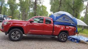 100 Sportz Truck Tent SOLD Napier And AirBedz Pro3 Bed Mattress SoCal
