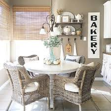 Breakfast Nook Farmhouse Style See This Instagram Photo By Thedowntownaly