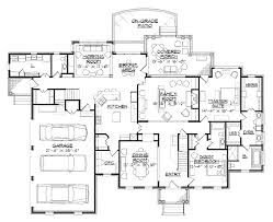 Cool 6 Bedroom Luxury House Plans Contemporary