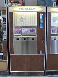 Images Of Old Ice Cream Vending Machines