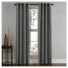 Grey Velvet Curtains Target by 120 Inch Curtains Target