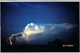 NWS Pueblo Lightning Page