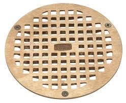 Zurn Floor Sink Covers by Zurn Industries Round Strainer Bronze 41j517 Pn400 5b Str W Scr