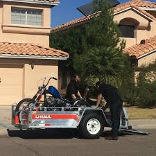 100 Truck Rentals For Moving Out Of State How To Transport A Motorcycle On A UHaul Trailer Insider