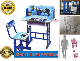 Study Table And Chair Kid Set With Cartoon Theme [ LIGHT BLUE FROZEN ] Tot Tutors Playtime 5piece Aqua Kids Plastic Table And Chair Set Labe Wooden Activity Bird Printed White Toddler With Bin For 15 Years Learning Tablekid Pnic Tablecute Bedroom Desk New And Chairs Durable Childrens Asaborake Hlight Naturalprimary Fun In 2019 Bricks Table Study Small Generic 3 Piece Wood Fniture Goplus 5 Pine Children Play Room Natural Hw55008na Nantucket Writing Costway Folding Multicolor Fnitur Delta Disney Princess 3piece Multicolor Elements Greymulti
