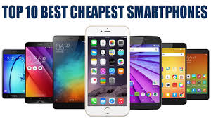 Top 10 Bud Smartphones 2017