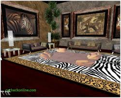 Safari Decor For Living Room by The Best Color Of Safari Bedroom Decor Beautiful Clash House Online
