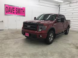 100 Ford 4 Door Truck PreOwned 2013 F150 FX Cab Styleside Super Crew In