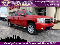 100 Greg Coats Cars And Trucks Chevrolet Silverado 1500 For Sale In Louisville KY 40292 Autotrader