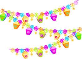 Birthday Decoration Cliparts